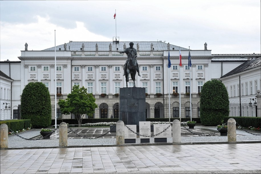 Pałac Prezydencki / Radek Pietruszka   /PAP