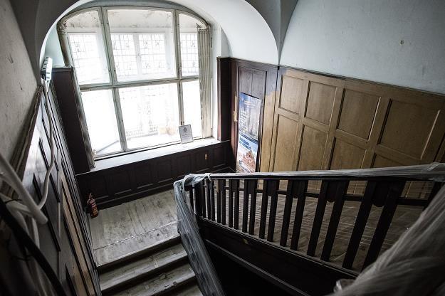 Pałac Steinertów w Łodzi (wnętrze) /PAP