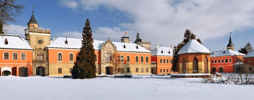 Pałac Sychrov. fot. Ladislav Renner /materiały prasowe