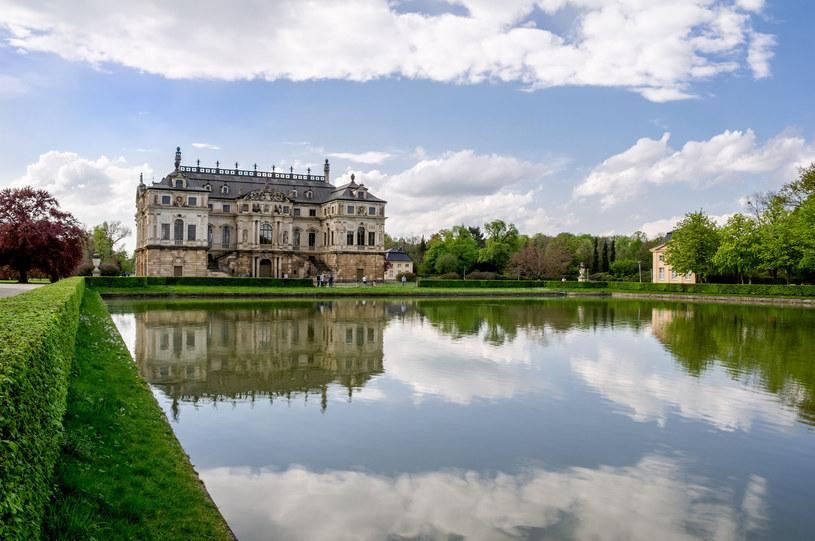 Pałac w drezdeńskim Grosser Garten