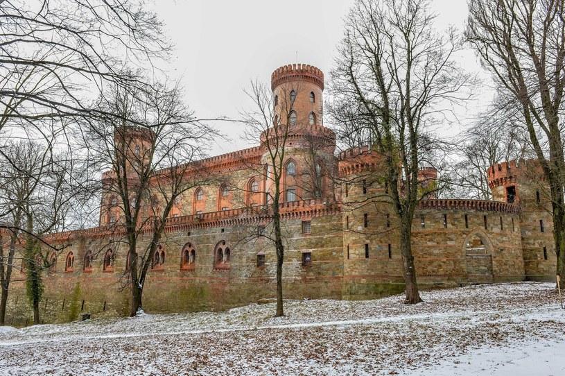 Pałac w Kamieniu Ząbkowickim/fot. Gerard /Reporter