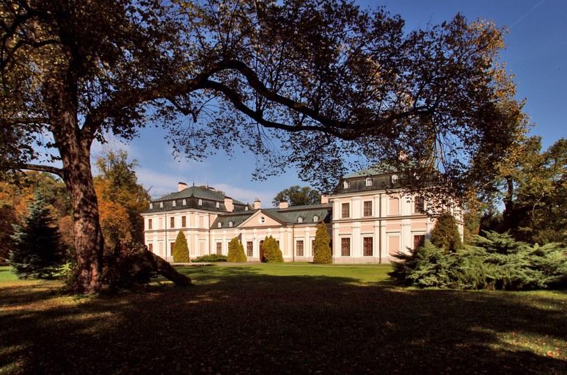 Pałac w Sieniawie /Zenon Zyburtowicz /East News