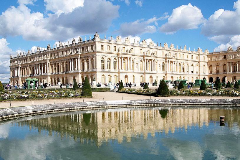 Pałac w Wersalu /123RF/PICSEL