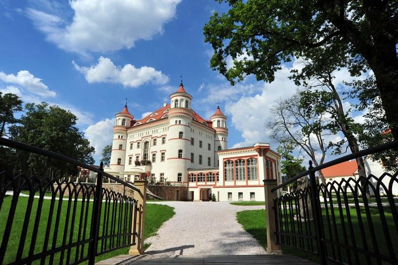 Pałac w Wojanowie/fot. Lech Gawuc /Reporter