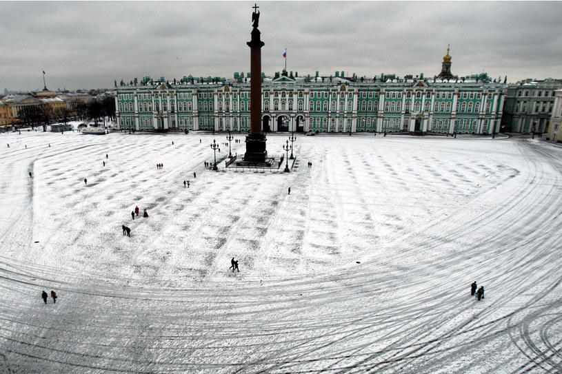 Pałac Zimowy /AFP