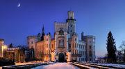 Pałace i zamki w Czechach otwarte zimą