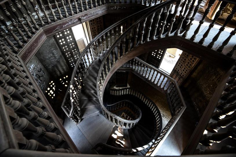 Pałacowe schody są często fotografowane /AFP