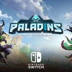 Paladins: Teraz za darmo na Nintendo Switch