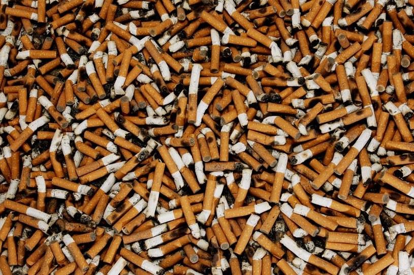 Palenie papierosów może wpływać na zdrowie psychiczne /123RF/PICSEL