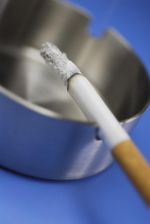 palenie papierosów szkodliwe /© Photogenica