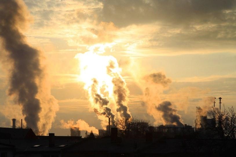 Palenie w piecach to nie jedyna przyczyna smogu /123RF/PICSEL
