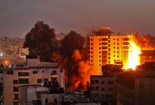 """Palestyna mówi o o zbrodniach wojennych. Izrael: Hamas stosuje """"ludzkie tarcze"""""""