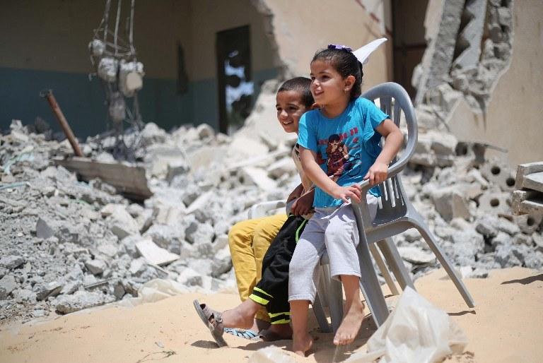 Palestyna, zdj. ilustracyjne /AFP