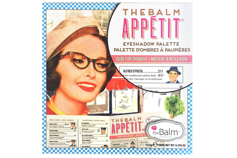 Paleta cieni do powiek theBalm Appetit /materiały prasowe