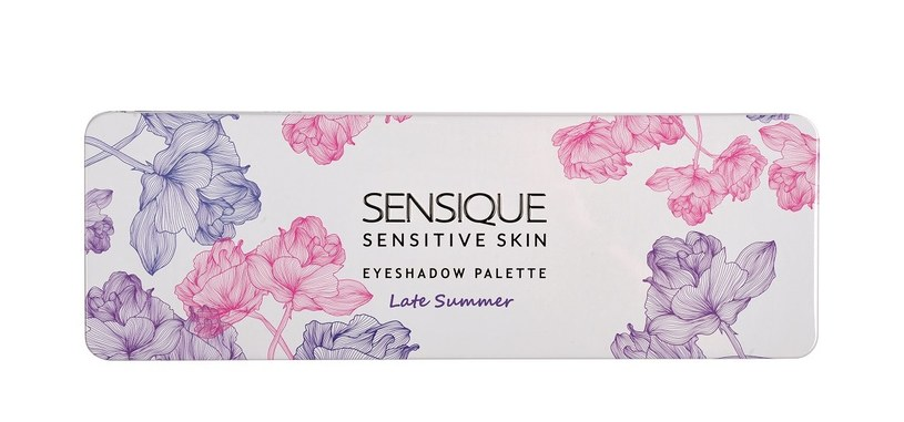 Paleta Sensique Late Summer /123RF/PICSEL