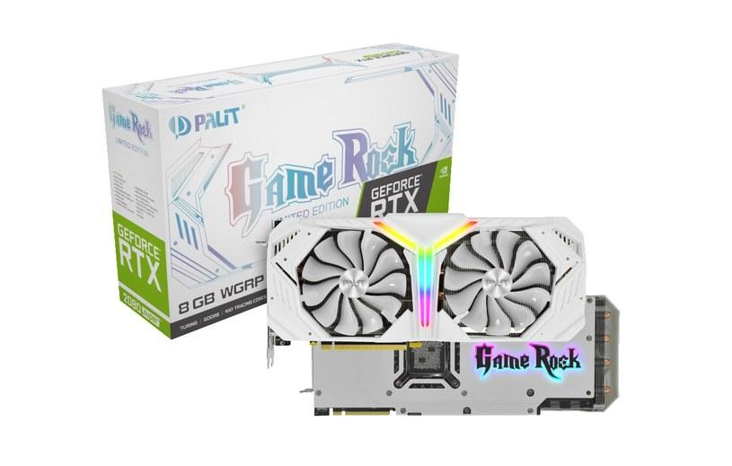 Palit GeForce RTX 2080 SUPER WGRP /materiały prasowe