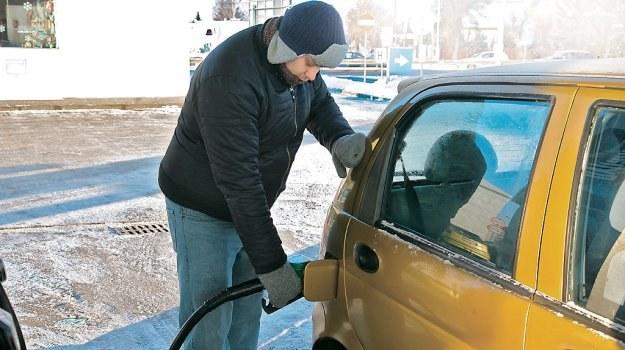 Paliwa zimą /Motor