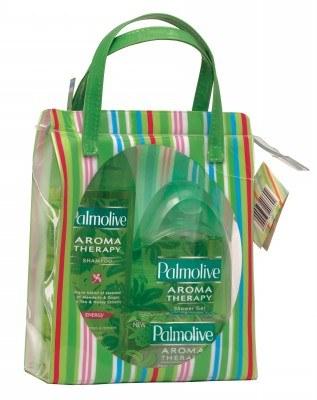Palmolive Aromatherapy zielony /