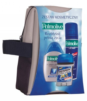 Palmolive for Men niebieski /