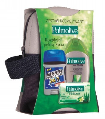 Palmolive for Men zielony /