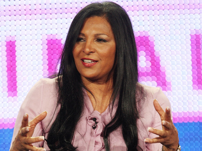 Pam Grier /Frederick M. Brown /Getty Images/Flash Press Media
