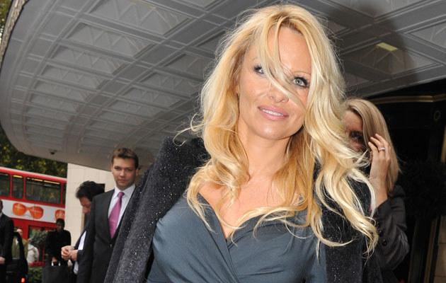Pamela Anderson  /Splashnews