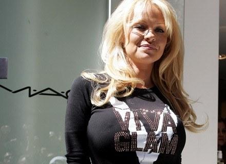 """Pamela Anderson - dziewczyna października 1989 magazynu """"Playboy"""" /AFP"""