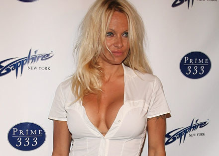Pamela Anderson fot. Theo Wargo /Getty Images/Flash Press Media