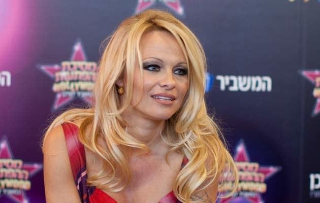 Pamela Anderson, fot. Uriel Sinai  /Getty Images/Flash Press Media