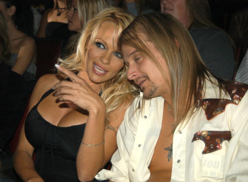 Pamela Anderson i Kid Rock przed ślubem spotykali się aż pięć lat / Jeff Kravitz/FilmMagic /Getty Images