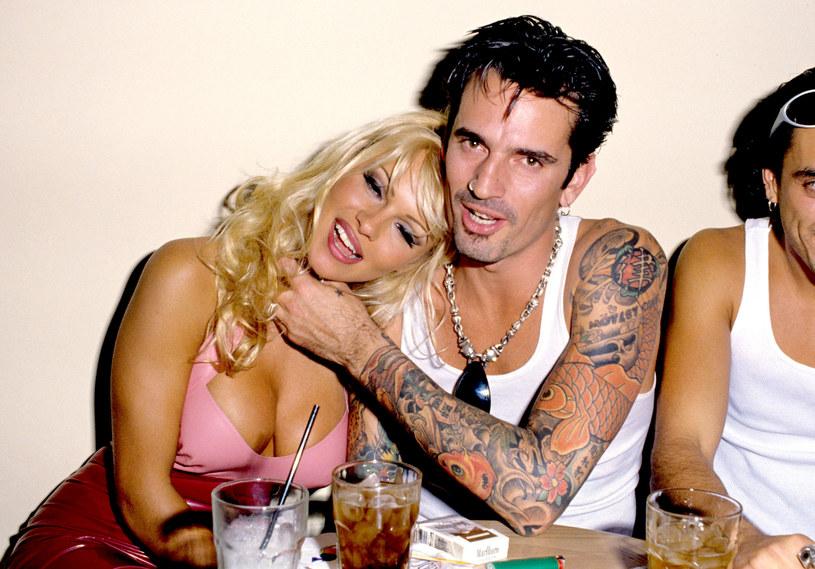 Pamela Anderson i Tommy Lee / Steve.Granitz/INACTIVE  /Getty Images