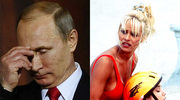Pamela Anderson napisała list do Putina! Chce razem z nim ratować walenie!