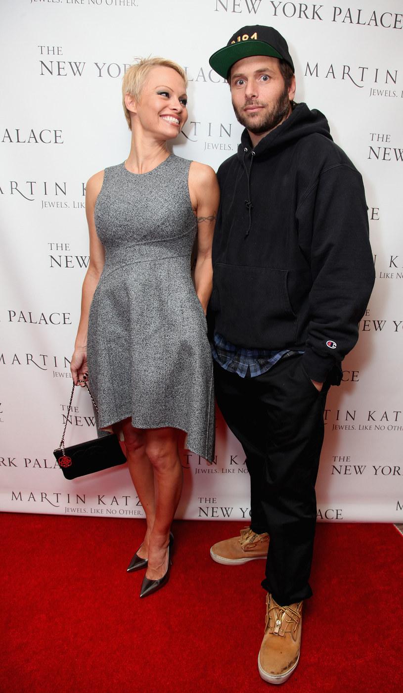 Pamela Anderson, Rick Salomon /Donald Bowers /Getty Images