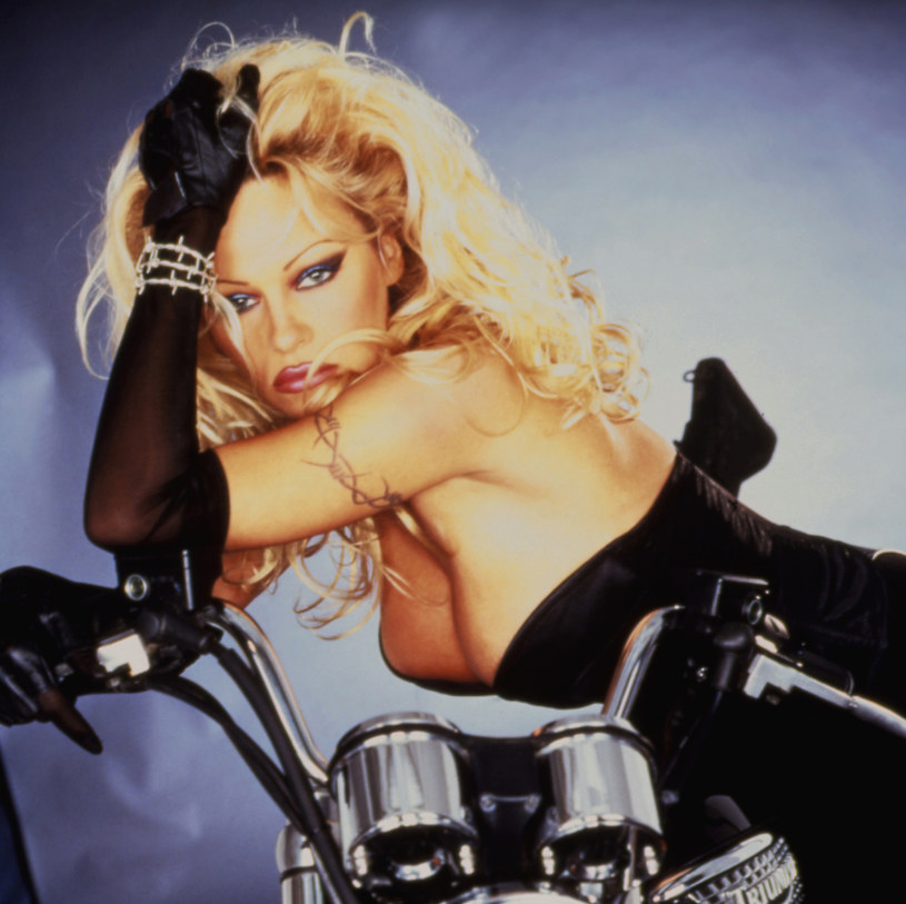"""Pamela Anderson w sesji dla """"Playboya"""" /AKPA"""