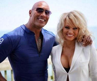 """Pamela Anderson wraca do """"Słonecznego patrolu"""""""