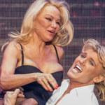 Pamela Anderson znów majstrowała przy twarzy!