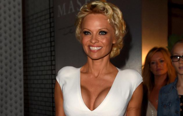 Pamela Anderson znów wróciła do byłego! /Tullio M. Puglia /Getty Images