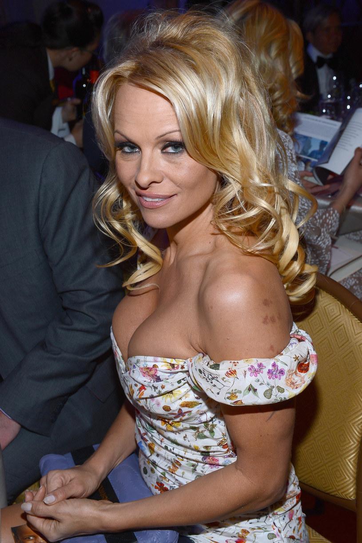 Pamela Anderson /Michael Buckner  /Getty Images
