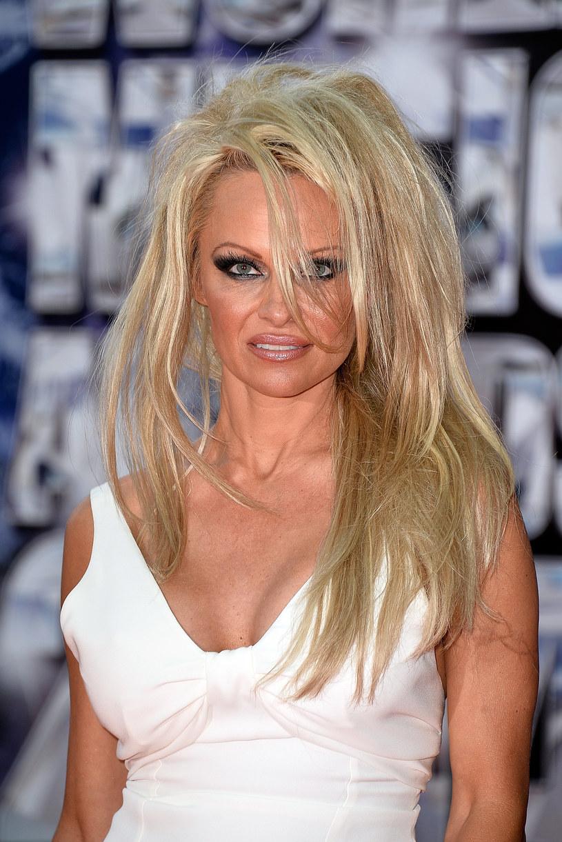 Pamela Anderson /Pascal Le Segretain /Getty Images