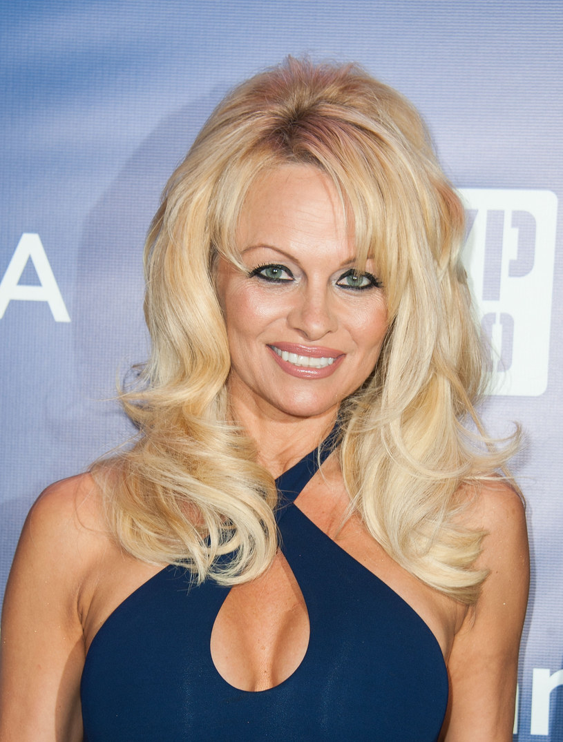 Pamela Anderson /Valerie Macon /Getty Images