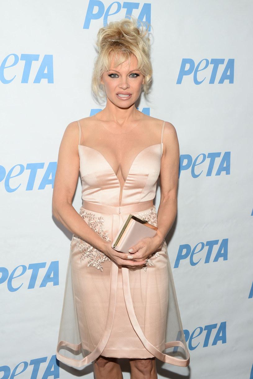 Pamela Anderson /Matt Winkelmeyer /Getty Images