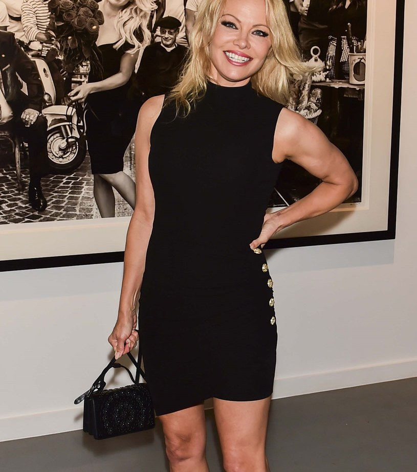 Pamela Anderson /Michael Bezjian  /Getty Images