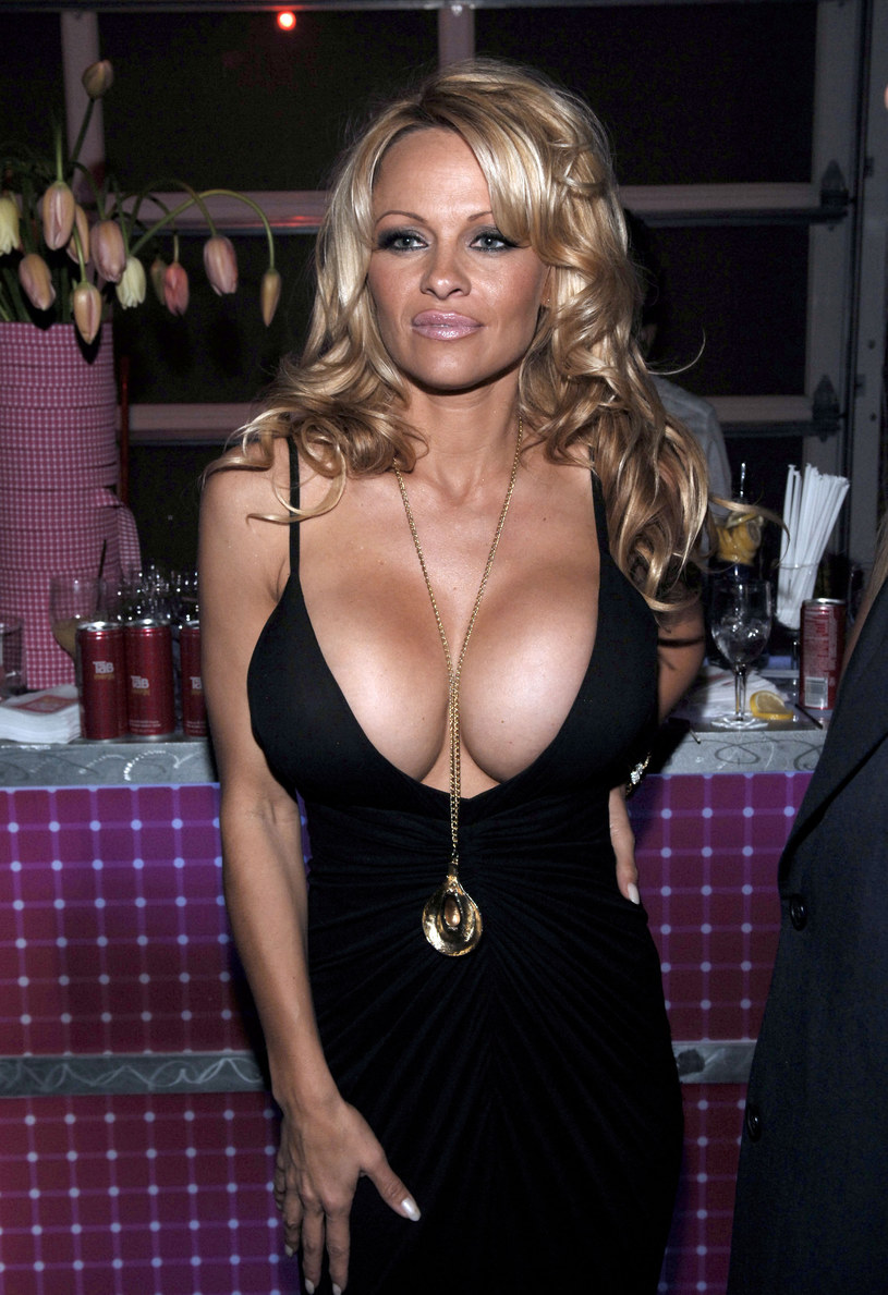 Pamela Anderson /Jemal Countess /Getty Images