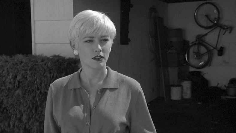 """Pamela Gidley jako Teresa Banks w filmie Davida Lyncha """"Miasteczko Twin Peaks: Ogniu krocz za mną"""" /materiały prasowe"""