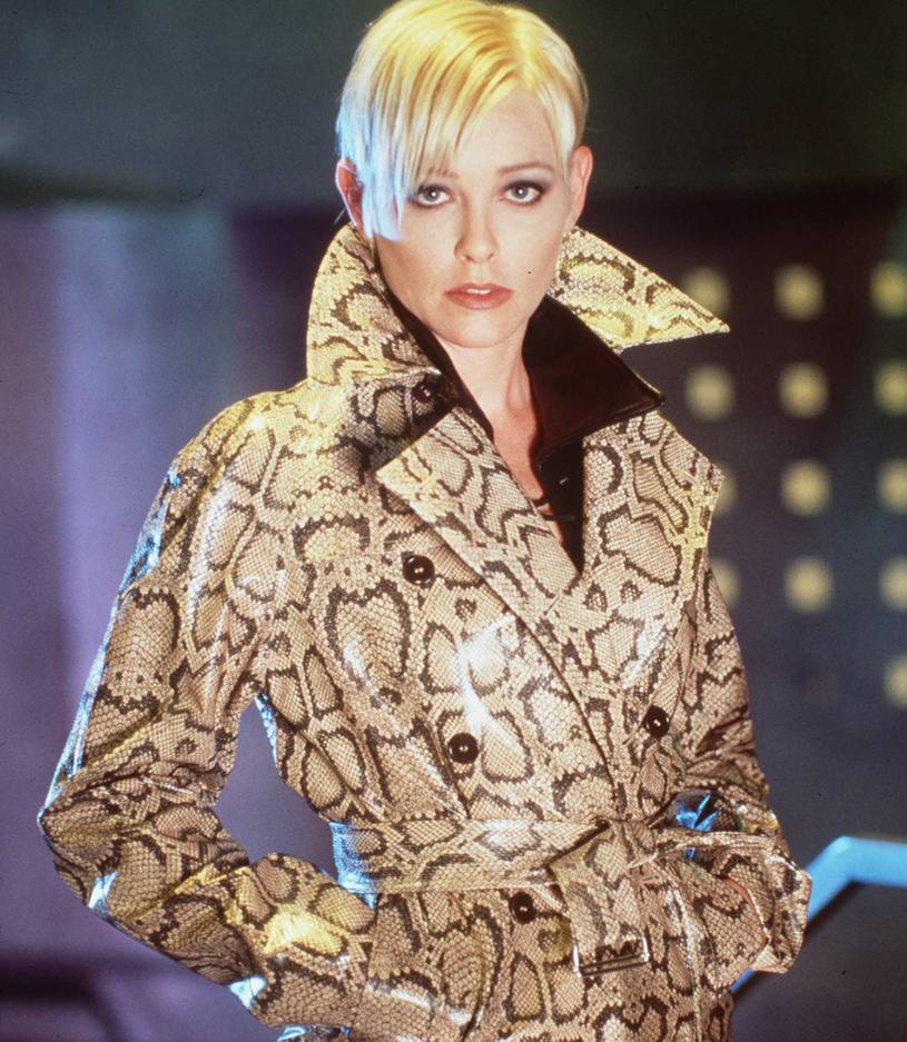 "Pamela Gidley w serialu ""Kameleon"" (The Pretender, 1997-2000) /Getty Images"