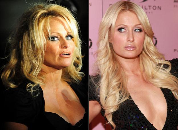 Pamela i Paris mają podobny gust /Getty Images/Flash Press Media