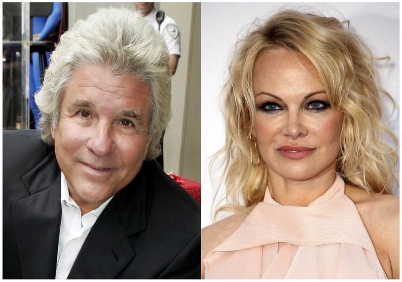 Pamela już rozstała się z mężem /Associated Press /East News