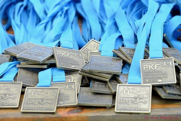 Pamiątkowe medale /