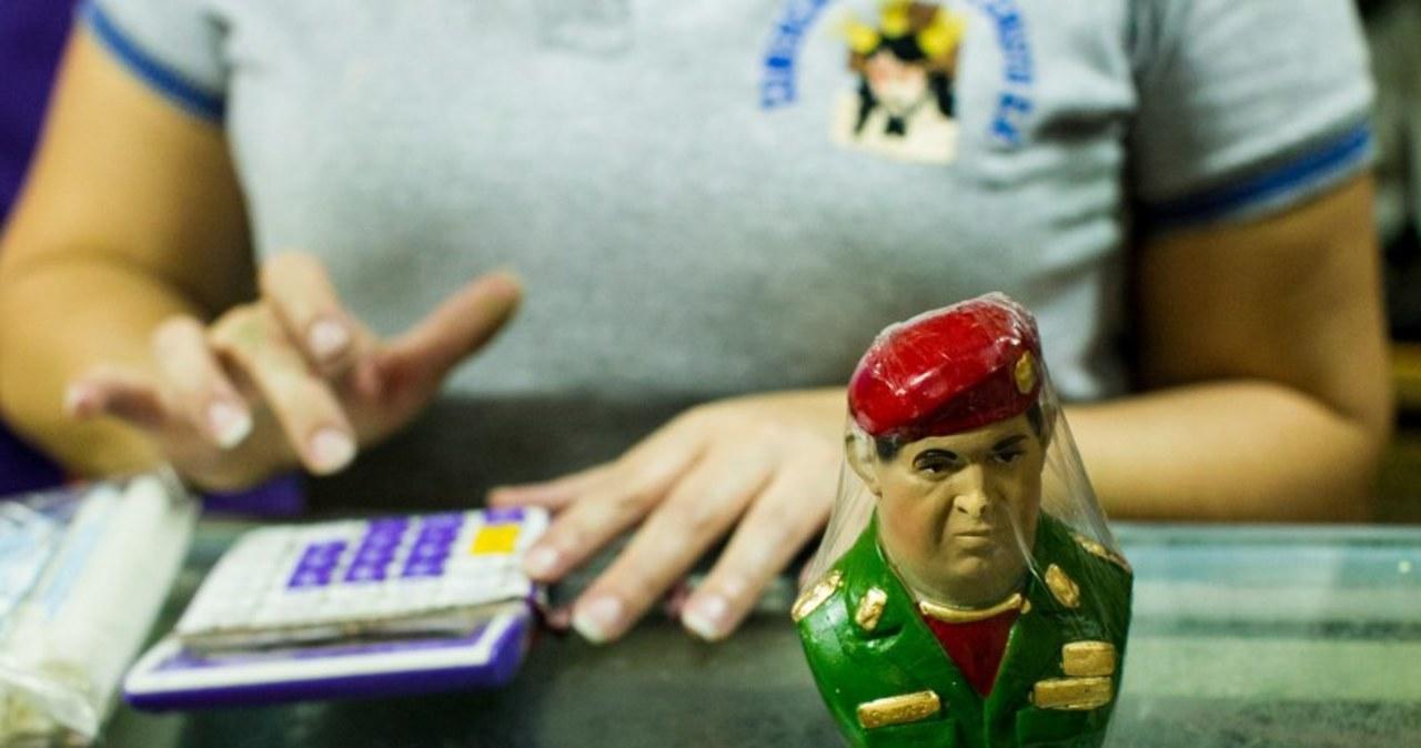 Pamięć o przywódcy Wenezueli wciąż żywa