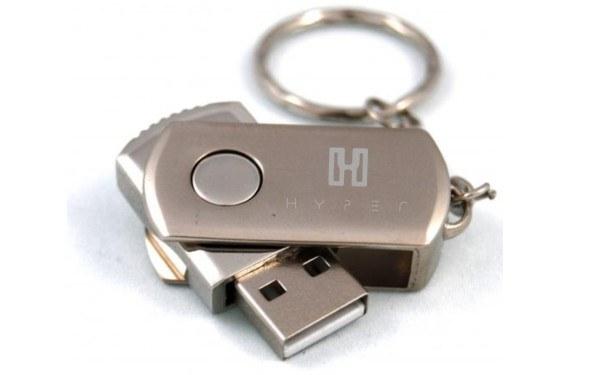 Pamięć USB z logo Hyper /Informacja prasowa